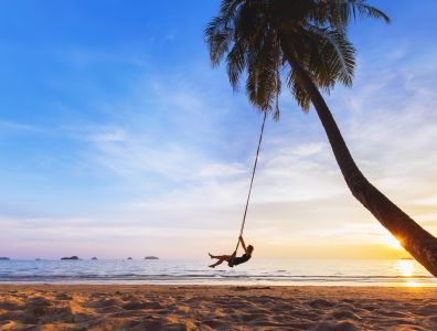 Top wellbeing holidays for a gentle start to the year
