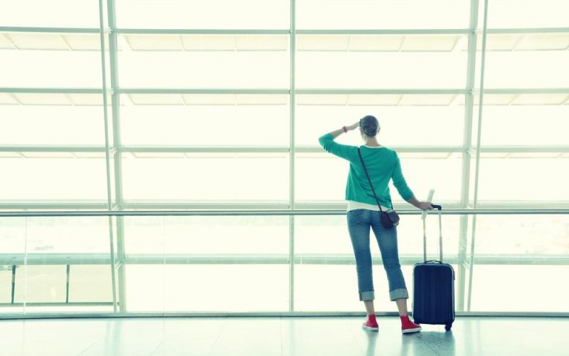Travelling for work - how to look after your wellbeing