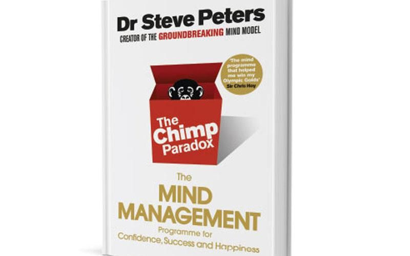 Book review - The chimp paradox by Prof Steve Peters