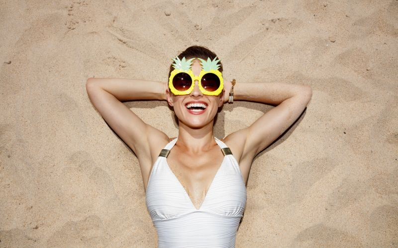 Why Sunbathing is Good For You