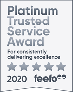 Wellbeing Escapes is Feefos platinum trusted service