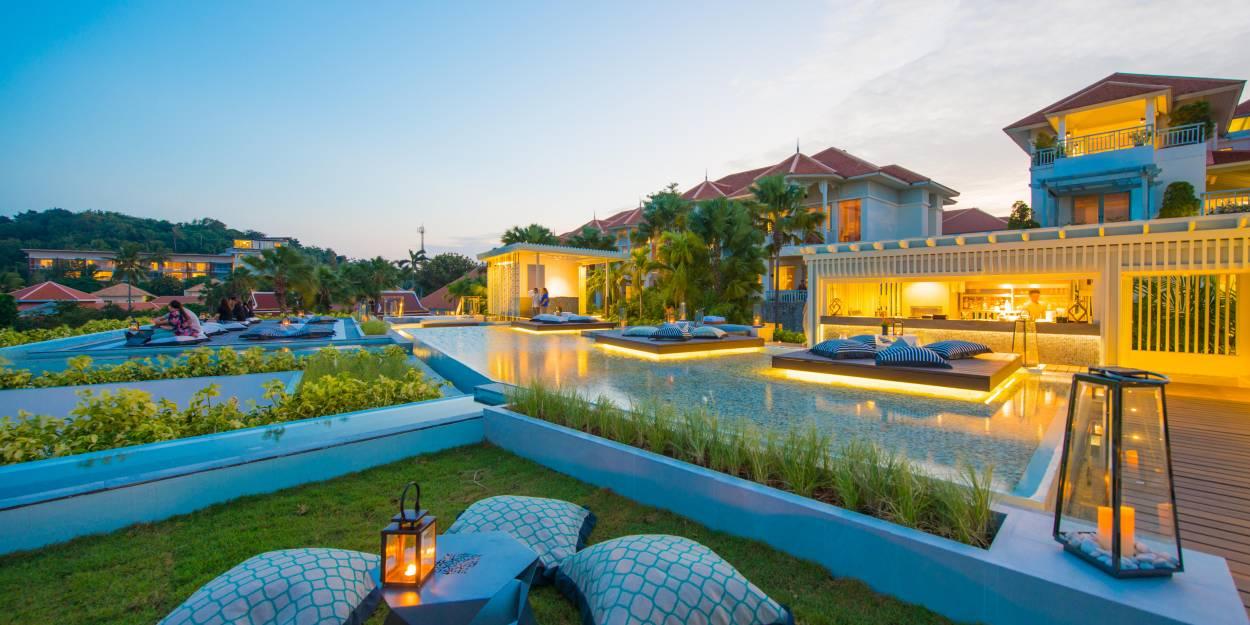 Resultado de imagem para Amatara Wellness Resort