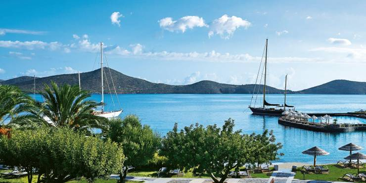 Porto Elounda Golf & Six Senses Spa