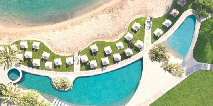 Wellbeing Family Holiday at Porto Elounda Golf & Spa Resort