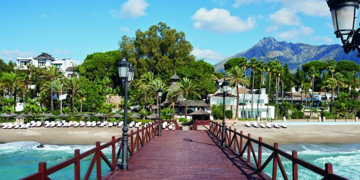 Fitness Retreat with Harry Jameson at Marbella Club