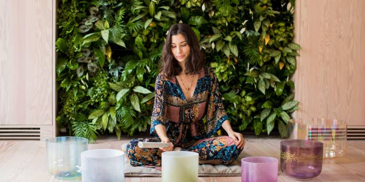East by West Jasmine Hemsley Retreat at Broughton Hall, 3 nights 7-10 November 2019