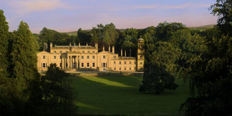 Back to the Roots Retreat at Broughton Hall, 8 - 11 August 2019