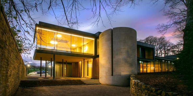 asmine Hemsley Retreat at Broughton Hall, 3 nights 7-10 November 19